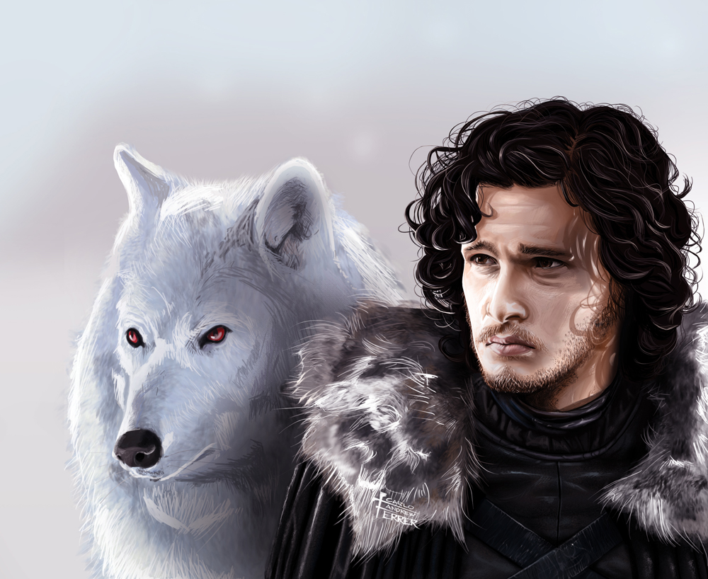 Buyer Persona Jon Snow