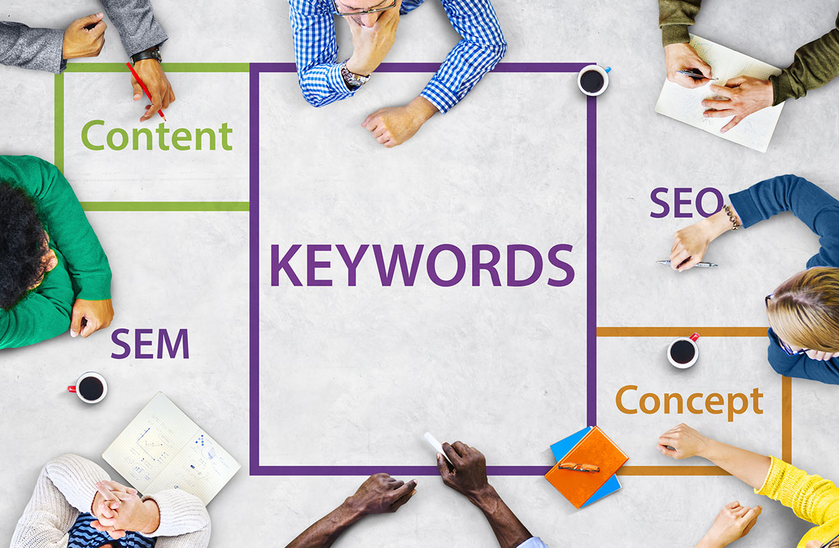 SEO-Keyword-Recherche