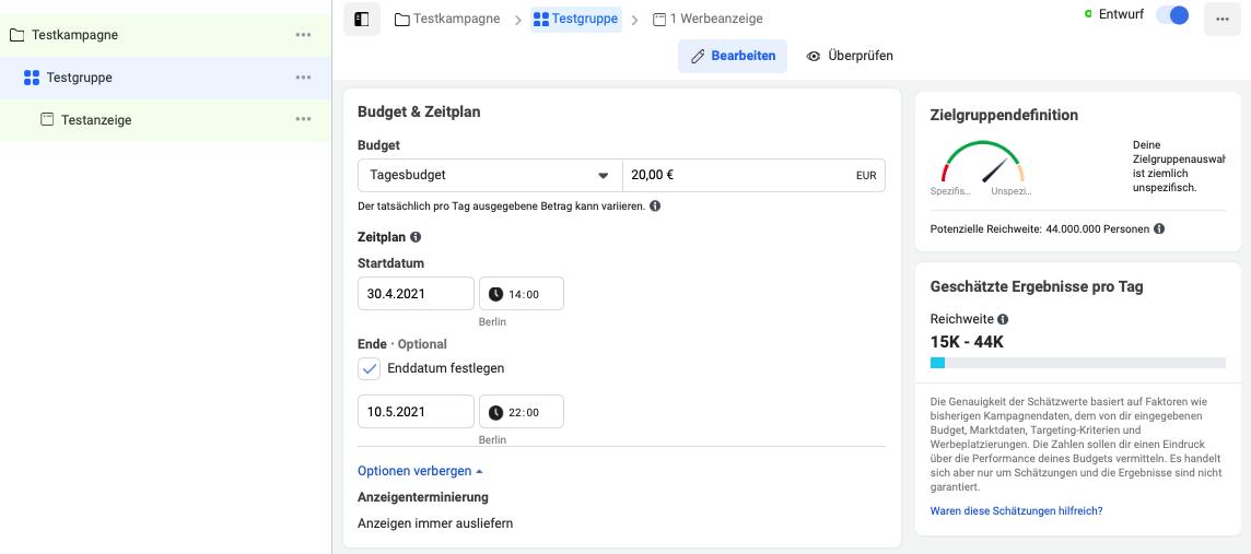 Screenshot_Budget und Zeitplan