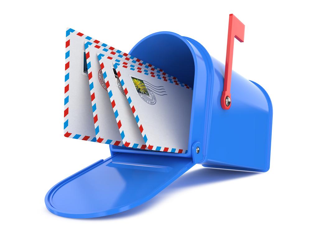 Briefe zum Sammeln neuer B2B-Kontakte