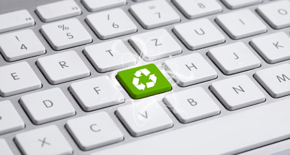 Content Recycling Tastatur